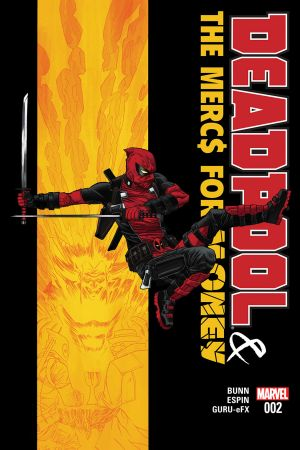 Deadpool & The Mercs For Money #2