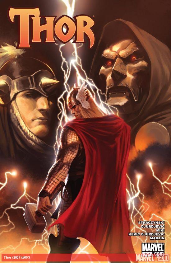 Thor (2007) #603