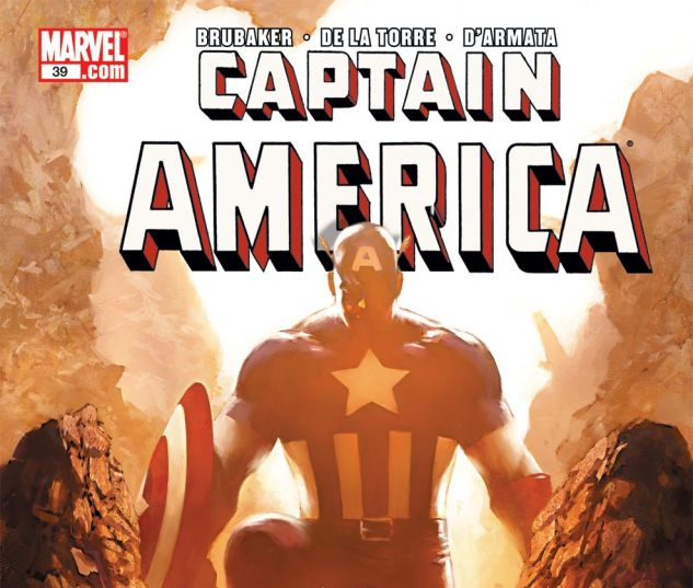 CAPTAIN AMERICA (2004) #39 Cover