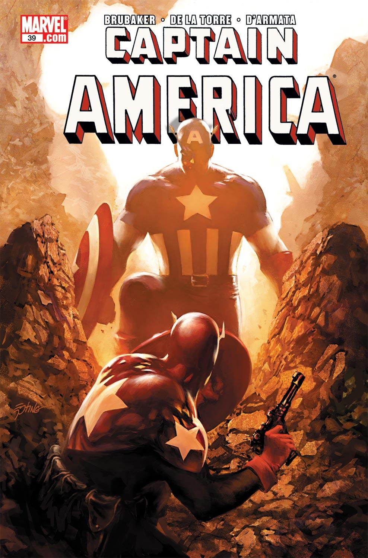 Captain America (2004) #39