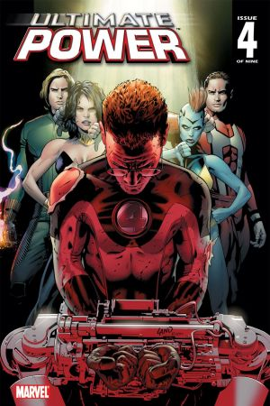 Ultimate Power (2006) #4