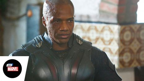 Ask Marvel: J. August Richards, Deathlok