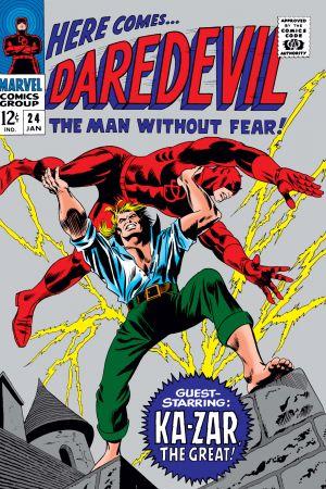 Daredevil (1964) #24