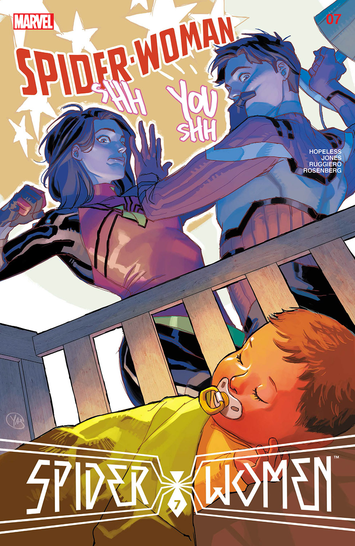 Spider-Woman (2015) #7