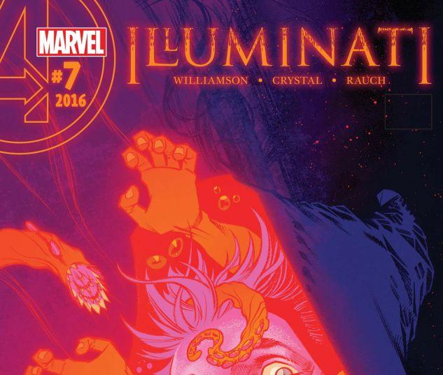 ILLUMINATI (2015) #7