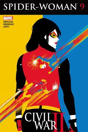 Spider-Woman (2015) #9