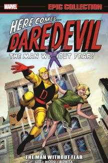 Daredevil Epic Collection: The Man Without Fear (Trade Paperback)