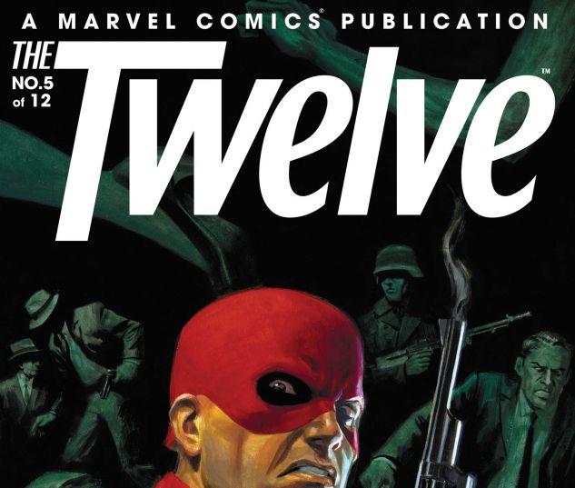 The Twelve (2008) #5