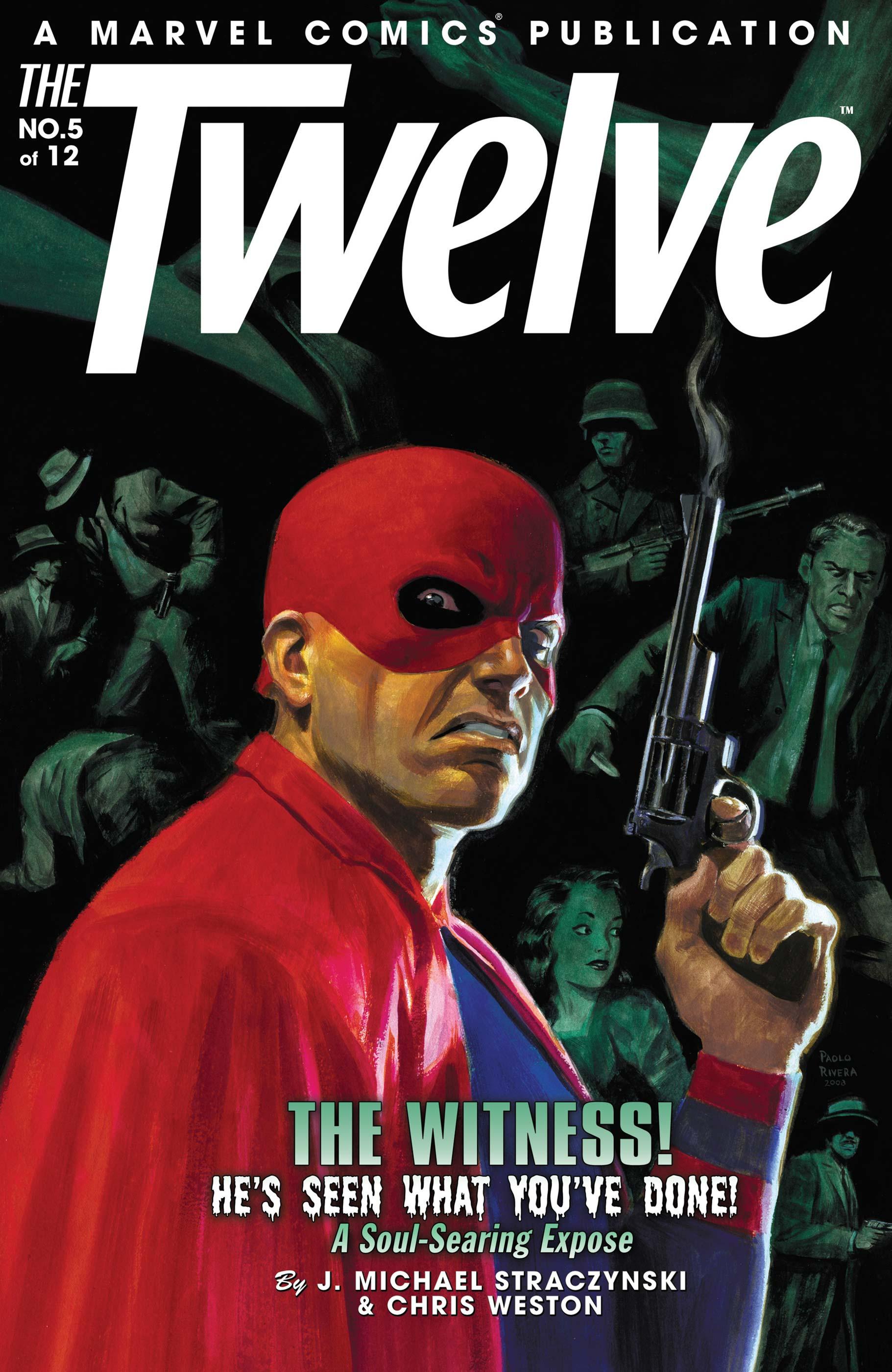 The Twelve (2007) #5