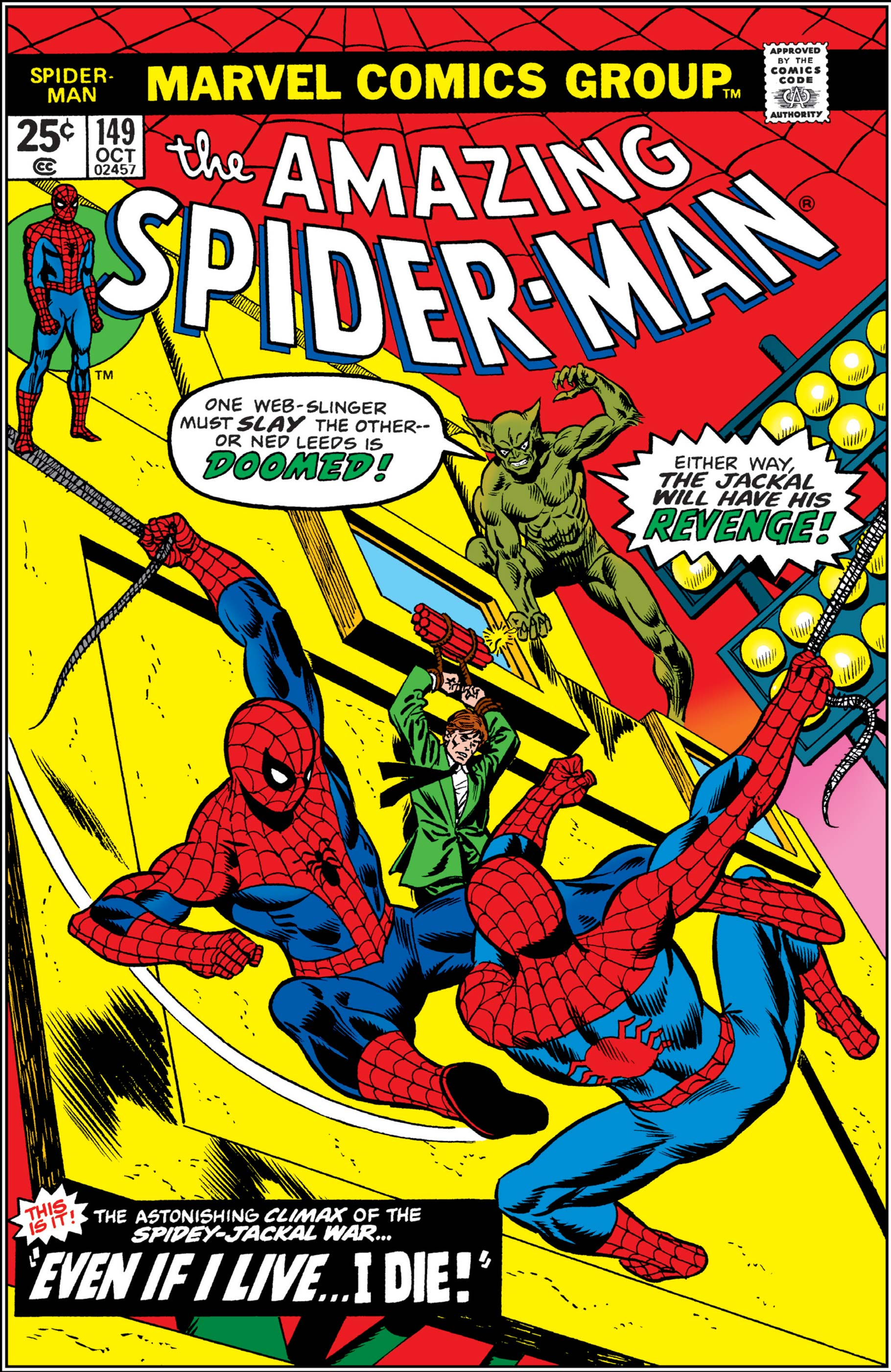 The Amazing Spider-Man (1963) #149
