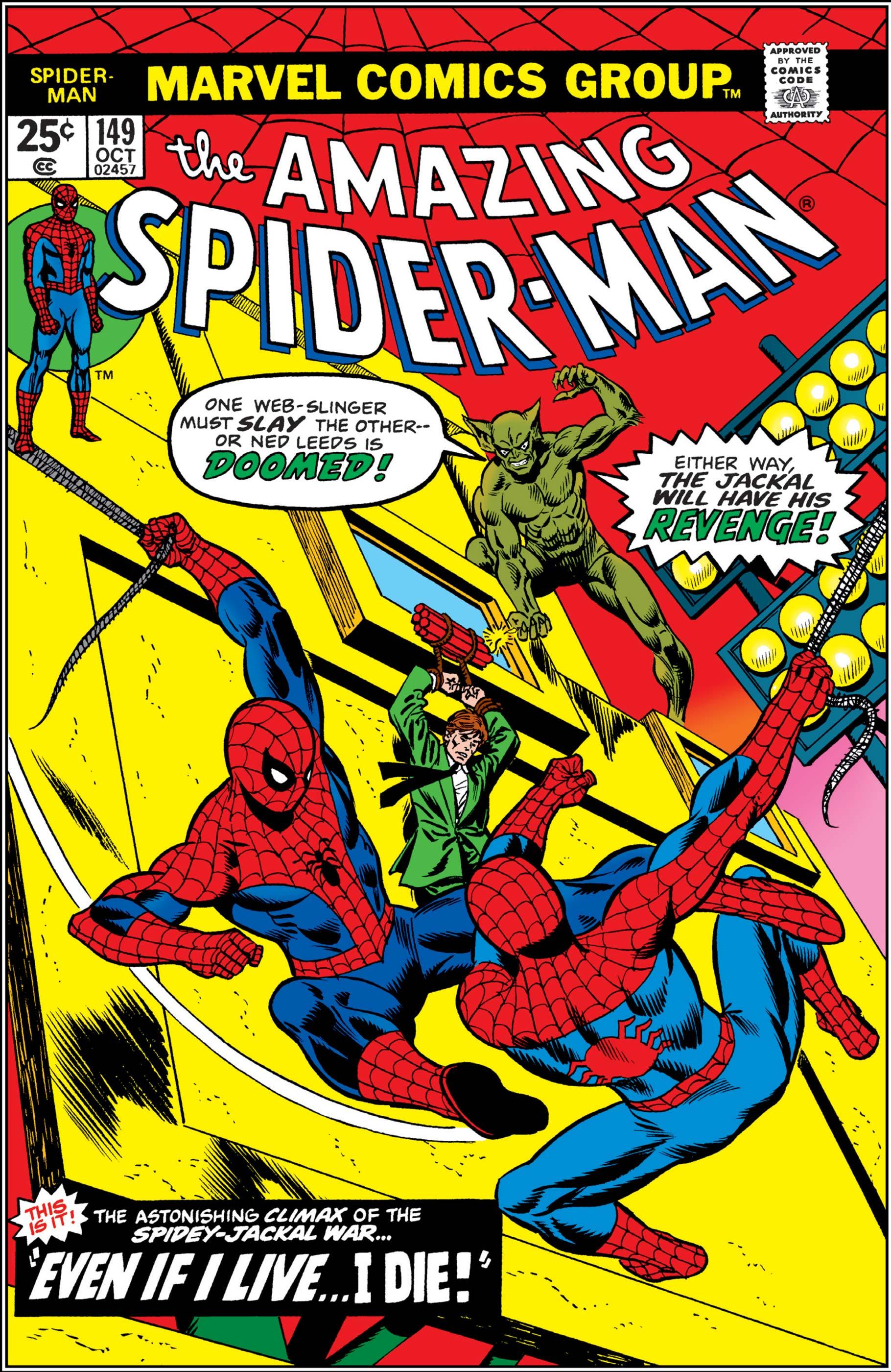The Amazing Spider-Man (1963) #149