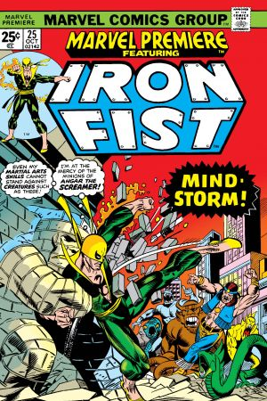 Marvel Premiere (1972) #25