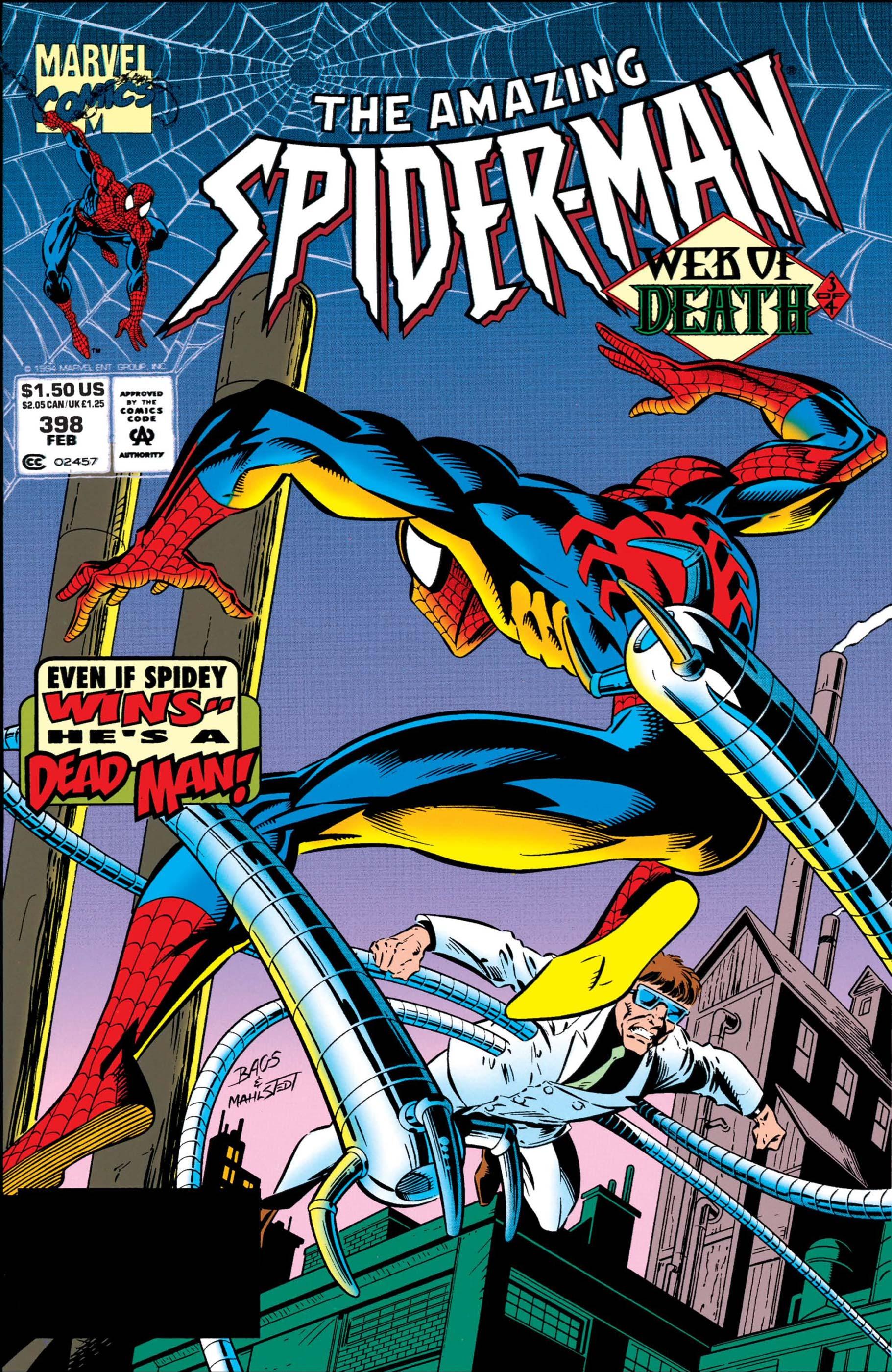 The Amazing Spider-Man (1963) #398
