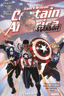 Captain America: Sam Wilson Vol. 2 - Standoff (Trade Paperback)