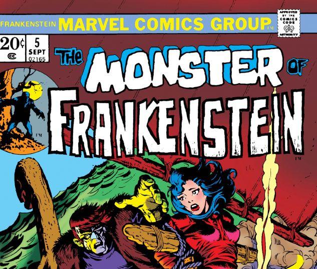 Frankenstein (1973) #5
