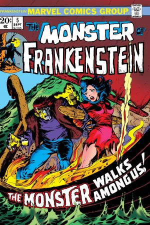 Frankenstein #5