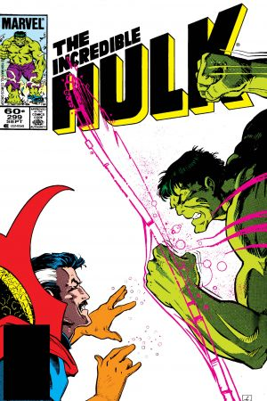 Incredible Hulk #299