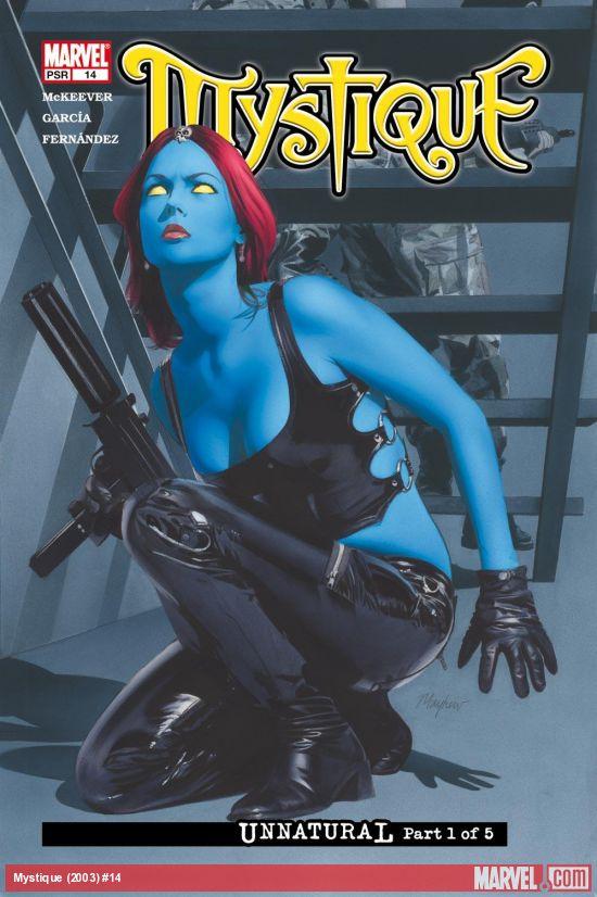 Mystique (2003) #14