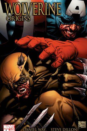 Wolverine Origins #4