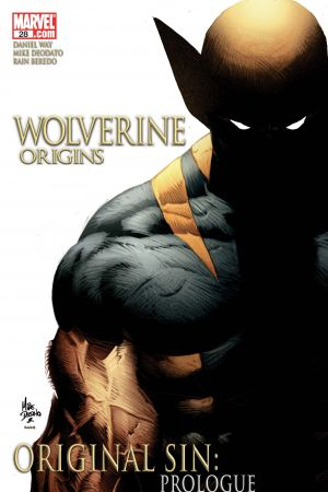Wolverine Origins #28