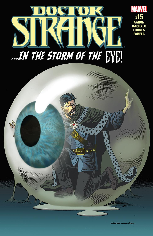 Doctor Strange (2015) #15