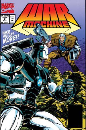 War Machine (1994) #2