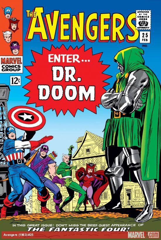 Avengers (1963) #25