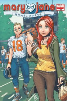 Mary Jane: Homecoming #3