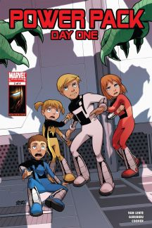 Power Pack: Day One (2008) #2