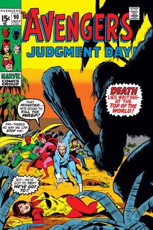 Avengers (1963) #90