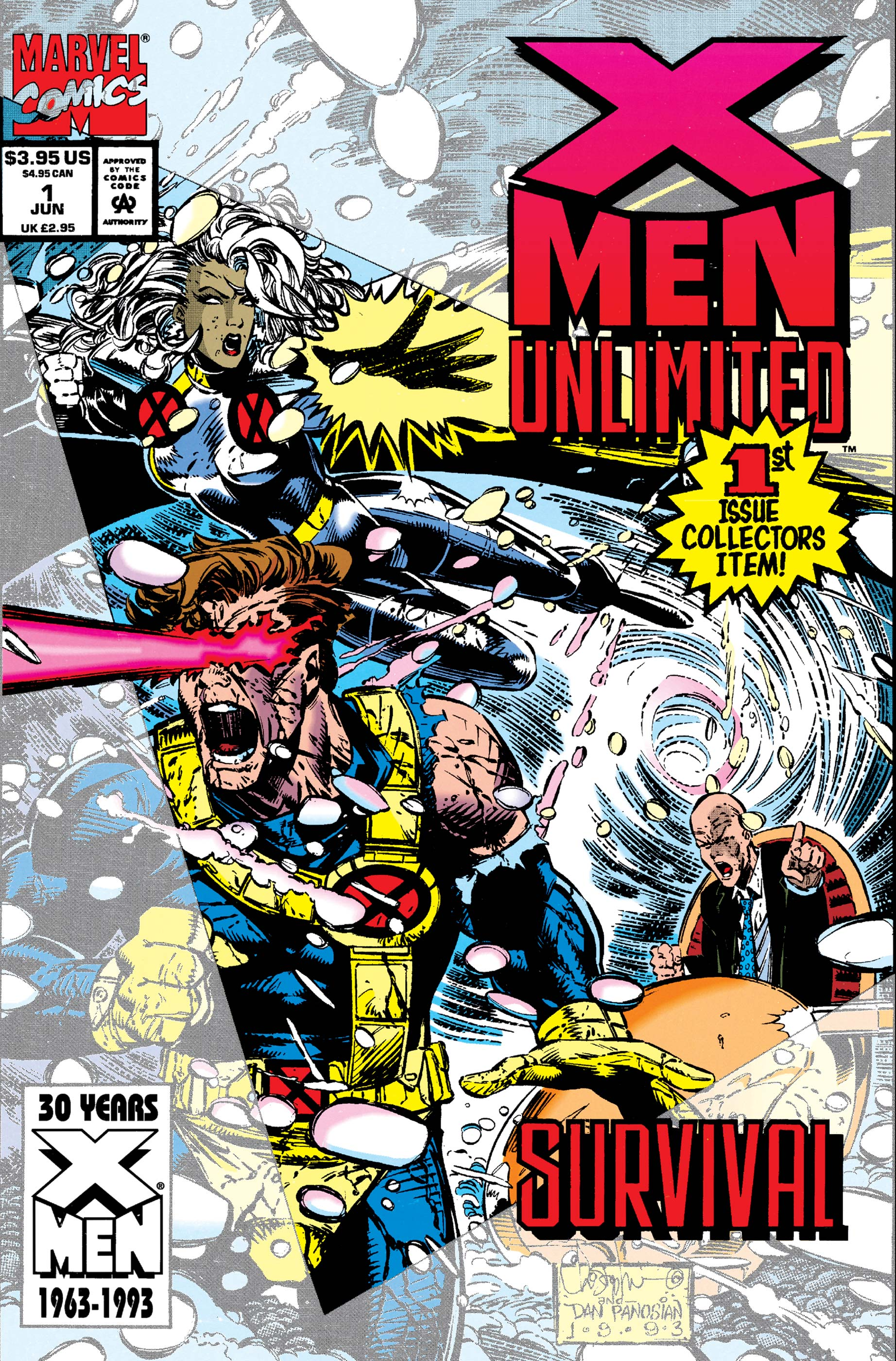 X-Men Unlimited (1993) #1