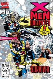X-Men Unlimited (1993) #1