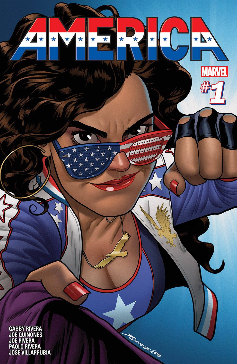 America (2017) #1 | Comic Issues | Marvel