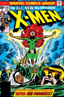 Uncanny X-Men #101