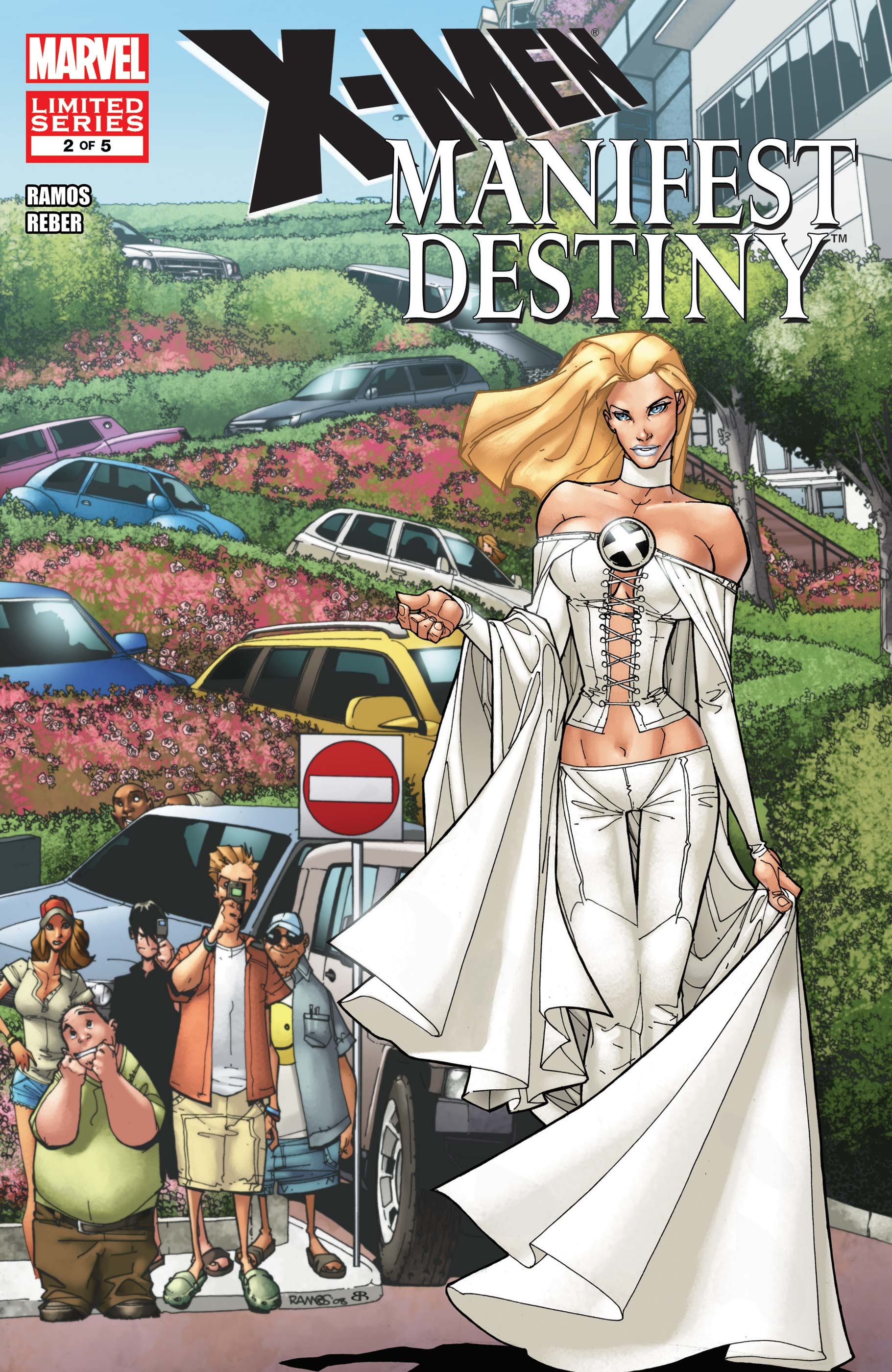 X-Men: Manifest Destiny (2008) #2