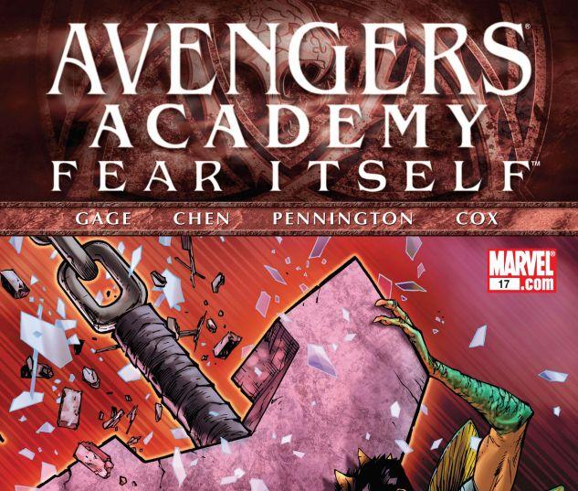 Avengers Academy (2010) #17
