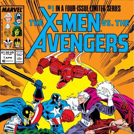 X-Men Vs. Avengers (1987)