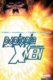 Uncanny X-Men (1963) #395