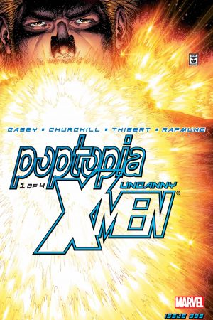 Uncanny X-Men #395