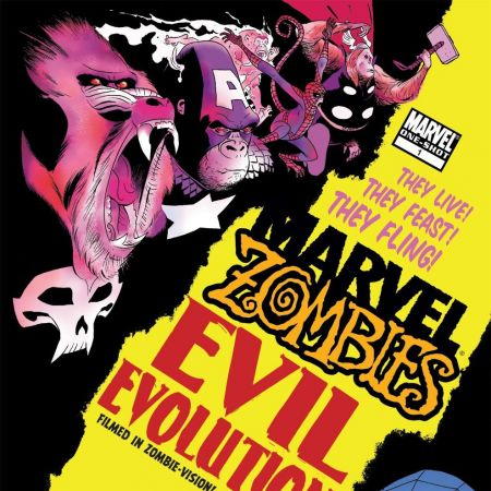 Marvel Zombies: Evil Evolution (2009)