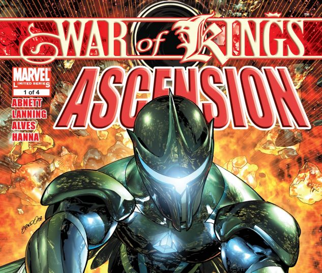 WAR OF KINGS: ASCENSION (2009) #1