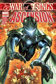War of Kings: Ascension #1
