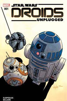 Star Wars: Droids Unplugged (2017) #1