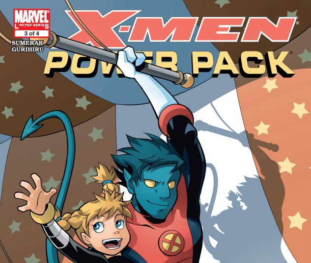 X-Men and Power Pack (2005) #3