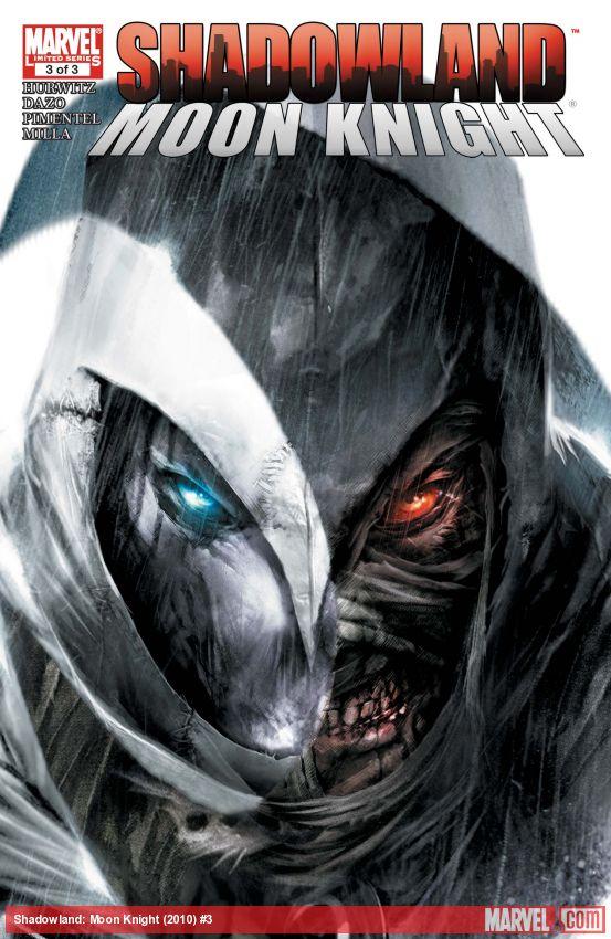 Shadowland: Moon Knight (2010) #3