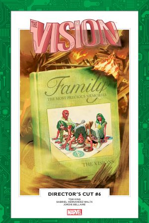 Vision: Director's Cut #6