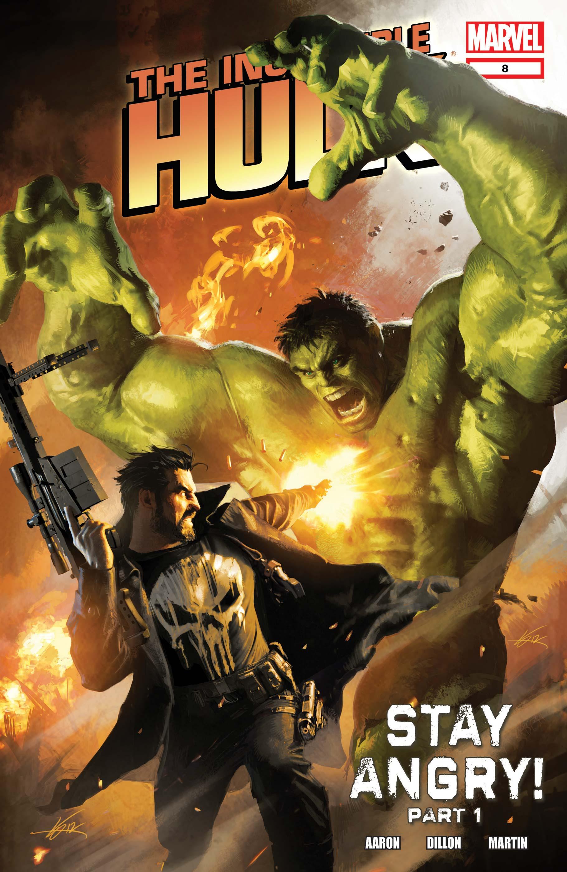 Incredible Hulk (2011) #8