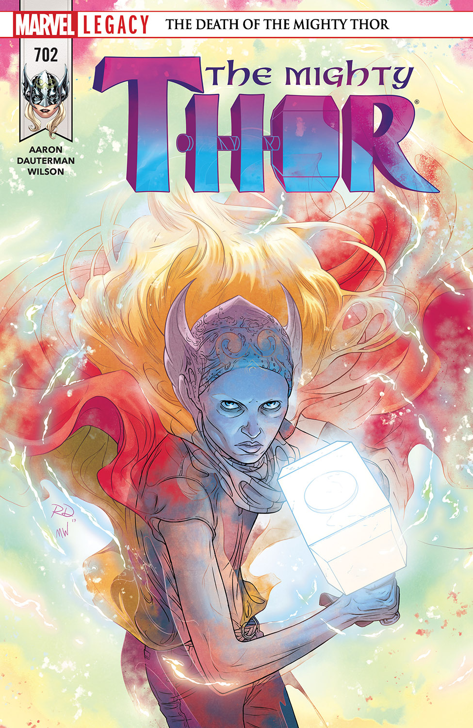 Mighty Thor (2015) #702