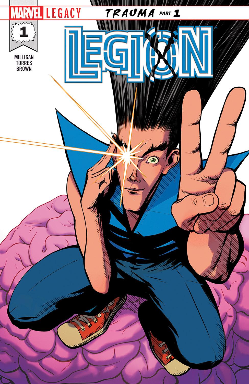 Legion (2018) #1