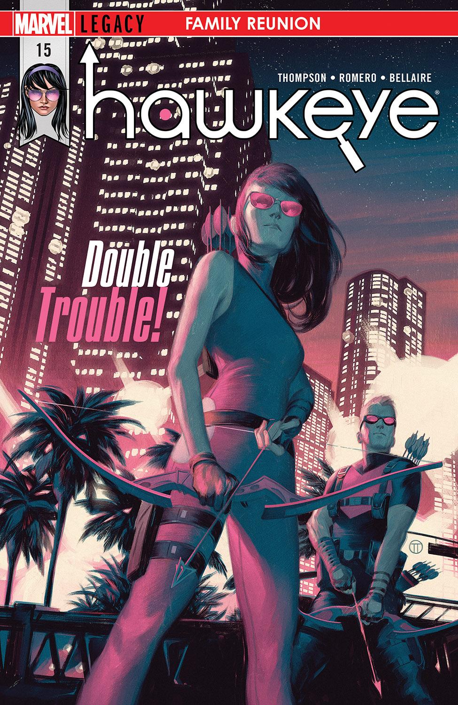 Hawkeye (2016) #15
